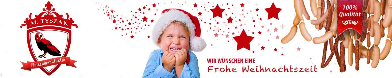 Fleischerei Trier Weihnachten 2014