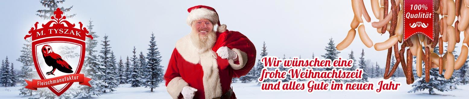 Fleischerei Trier Weihnachten 2017
